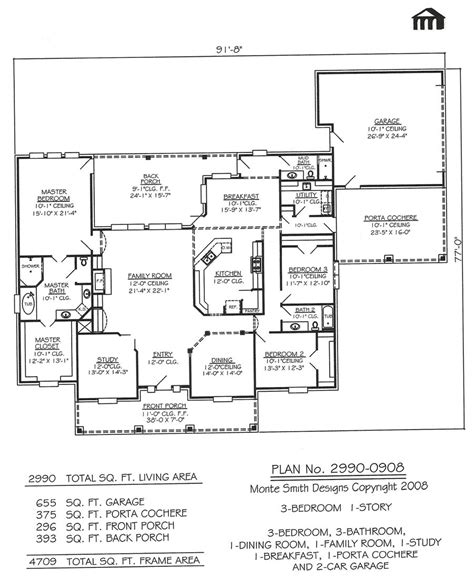 houston house plans 2 story house with pool texas 1 story house floor plan