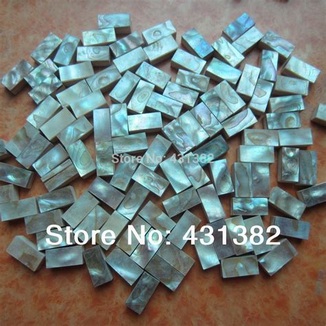 Decorative Tile Strips by Aliexpress Buy Hyrx Of Pearl Tile Kitchen