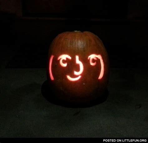 Meme Pumpkin - littlefun meme pumpkin