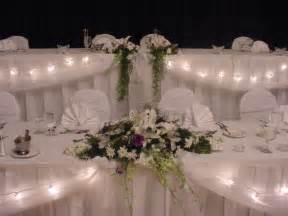 Decorations for weddings 3 wedding decorations with tulle and lights
