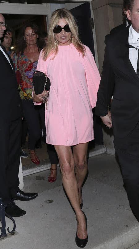 Unlike Kate Moss Is A Real Stylist by Zendaya Kate Moss Zoe Kravitz Stun In The Pink