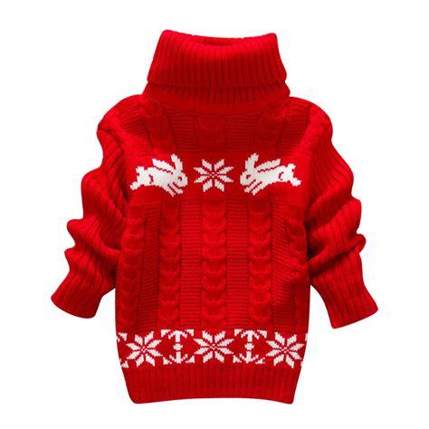 Sale Jumper Hoodie Bayi Biru Baby sale winter infant baby sweater clothes child pullover turtleneck