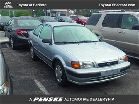 auto body repair training 1997 toyota tercel electronic valve timing purchase used 1997 toyota tercel 136k miles in bedford ohio united states