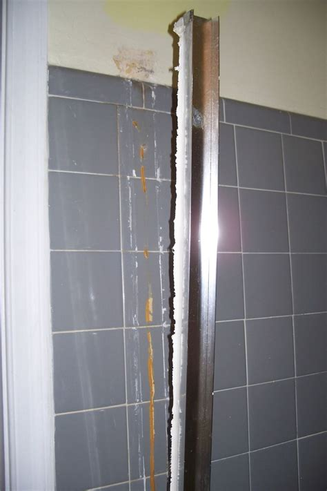diy step  step guide  remove shower doors