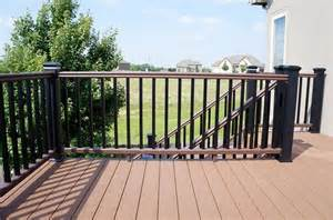deck railings 5 types of decorative deck railings salter spiral stair