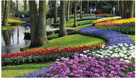 Amsterdam Flower Garden Ladiesfashionsense Keukenhof Flower Gardens Amsterdam