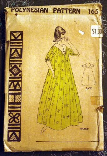 muumuu wikipedia polynesian 165 vintage sewing patterns fandom powered