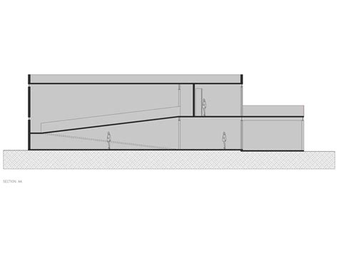 section 43 b gallery of nova lima house denise macedo arquitetos