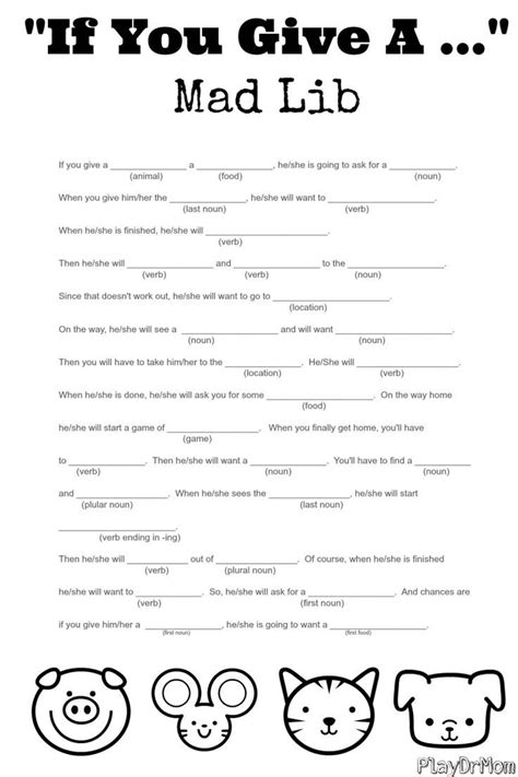 printable road trip mad libs 13 best mad libs printables images on pinterest funny