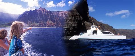 napali coast boat tour sunset holo holo charters napali sunset sightseeing tour