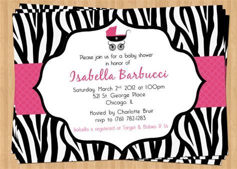 printable zebra baby shower invitations printable zebra baby shower invitation birthday invitation