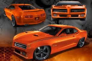 Pontiac Concept 6t9 Goat Concept Modern Pontiac Gto Judge Amcarguide
