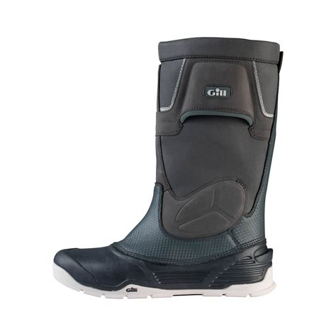 sailing boots gill performance breathable sailing boots 2015 graphite