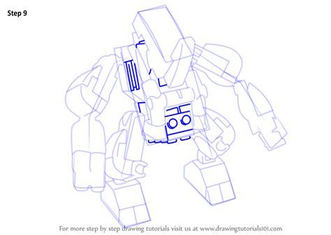 lego rhino tutorial step by step how to draw lego rhino drawingtutorials101 com