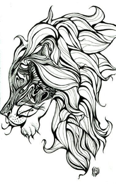 lion tattoos archives page 2 358 best coloring tiger images on