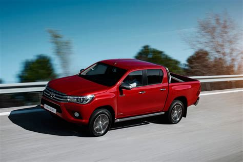 New Toyota Hilux New 2016 Toyota Hilux Prices And Specs Revealed Auto