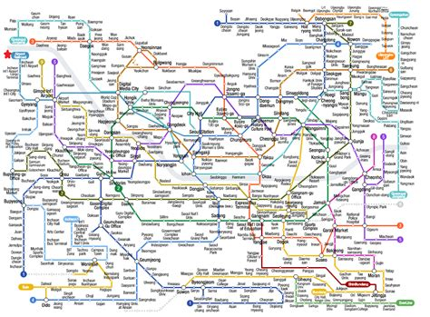 Train Floor Plan by Korea From Incheon Int L Airport To Seoul By Subway