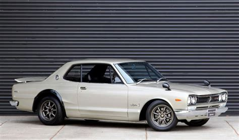 nissan hakosuka for sale incredibly rare 1972 nissan skyline gt r hakosuka for sale
