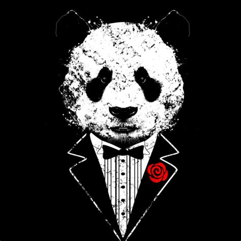 design by humans wallpaper tuxedo panda v ii is a t shirt designed by clingcling to