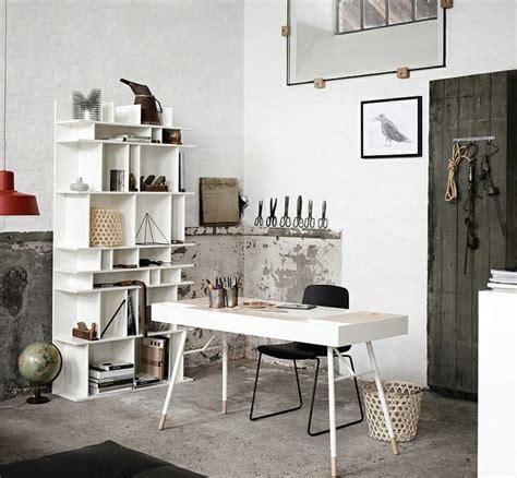 selbstgebauter schreibtisch home office im industriellen stil 15 ideen mit modernem
