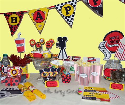girl themed movies 10 totally awesome tween birthday party ideas discovery kids