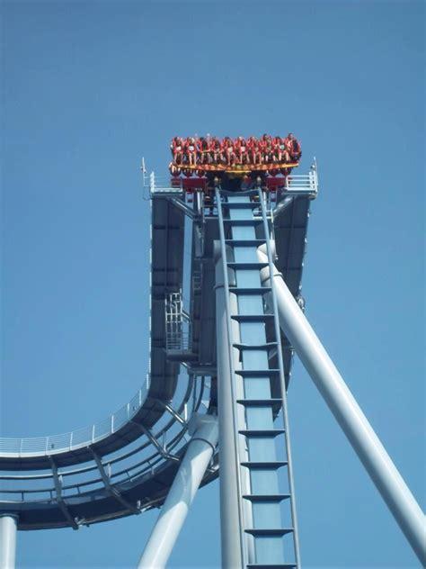 Busch Gardens Vertical Drop 41 Busch Gardens Griffon Rollercoasters Great And
