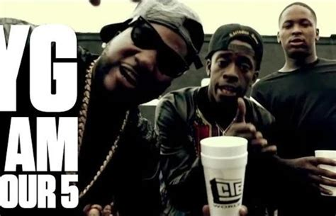 a ap ny ft meek mill from fame to jail yg new york tour with meek mill and other rappers bts