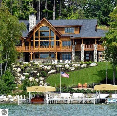 5 bedroom homes for sale in michigan 4 bedroom waterfront homes for sale on torch lake in north michigan