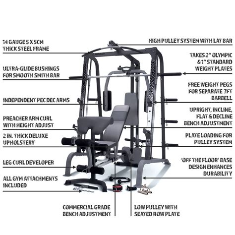 marcy platinum weight bench marcy platinum weight bench marcy mp3100 smith machine