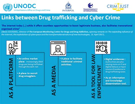 trafficking and global crime 1412935571 crimjust global cybercrime programme explored the use of web associated tools by organized