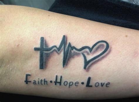 love hope faith tattoos best 25 faith ideas on faith