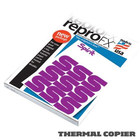 tattoo transfer paper near me reprofx spirit tattoo thermal transfer paper 8 1 2 x 11