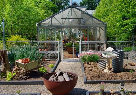 greenhouse living industrial landscape