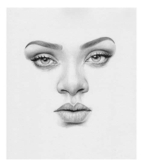 Drawing Realistic Faces by 25 Best Ideas About Realistic Drawings On