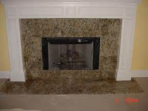 fireplace with granite jl remodeling inc licensed contractor fireplaces