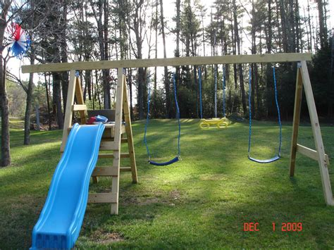 swing set slides swing n slide