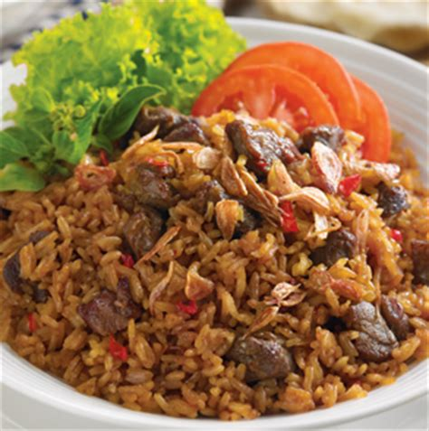 resep cara membuat nasi goreng kambing paling enak resep resep cara membuat nasi goreng daging kambing lezat buku