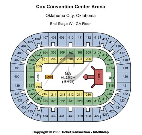 cox plan cheap cox convention center tickets cox convention center