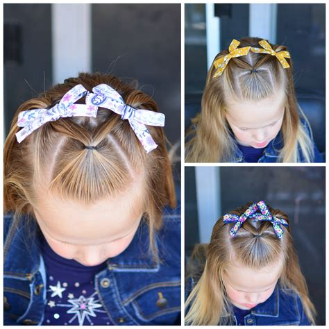 Hairstyles For Toddlers by 8 Hairstyles To Try For The Year Back To