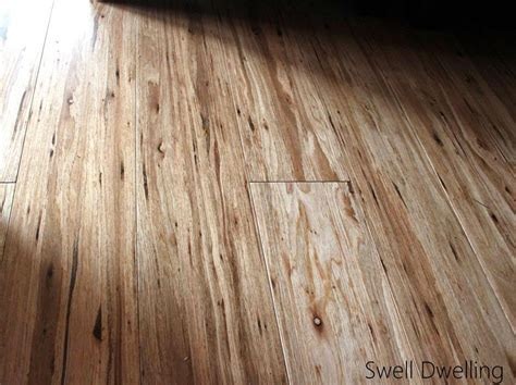 How To Put Bamboo Flooring Down Swell Dwelling Eucalyptus Wood