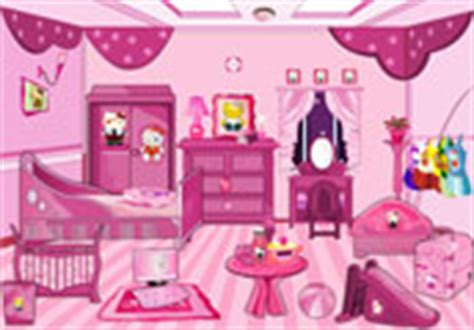hello kitty bedroom game hello kitty games play a hello kitty game