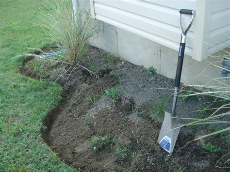 how to edge flower beds our home from scratch