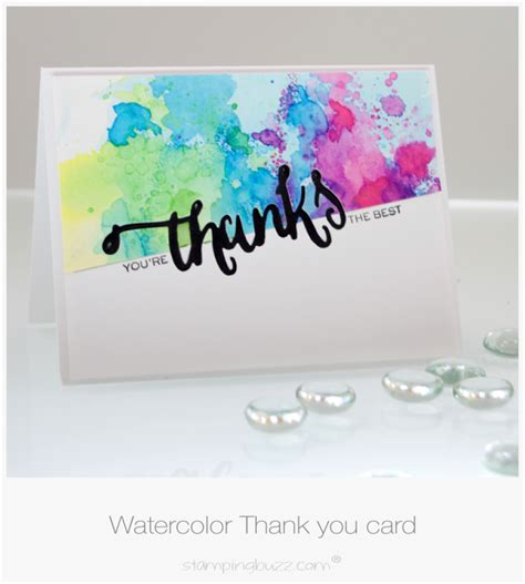 Thank You Card Design Inspiration