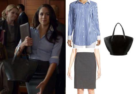 Tv Wardrobe Stylist by Suits Season 6 Episode 10 Zane S Blouse Skirt
