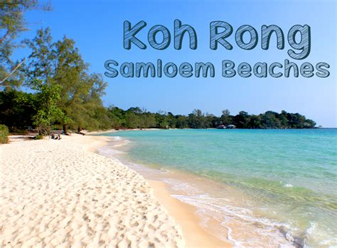 boat tour koh rong samloem a complete guide to koh rong samloem and the top 4 best