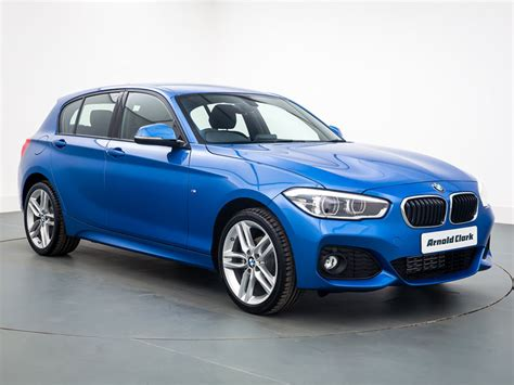 Bmw 1 Series Price Per Month by Nearly New Bmw 1 Series Cars For Sale Arnold Clark