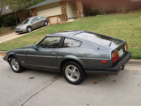 nissan 280zx 1983 nissan 280zx information and photos momentcar