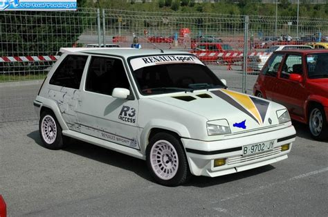 renault 5 tuning renault 5 maxi turbo by superale tuning virtualtuning