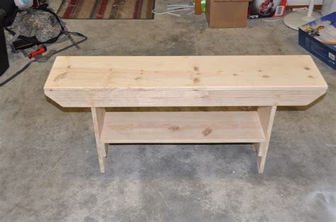 board bench ana white five board bench modified diy projects