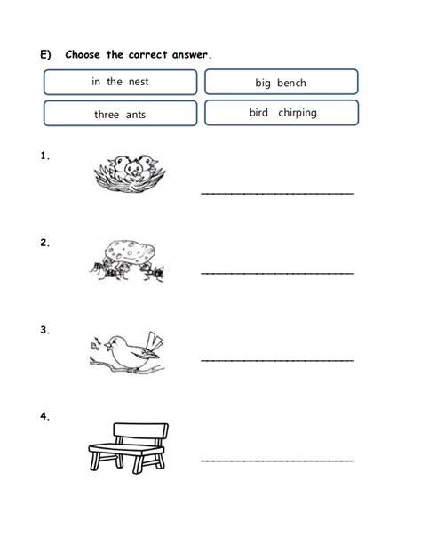ujian bahasa inggeris tahun 1 bahasa inggeris tahun 1 kertas 1 ogos 2016